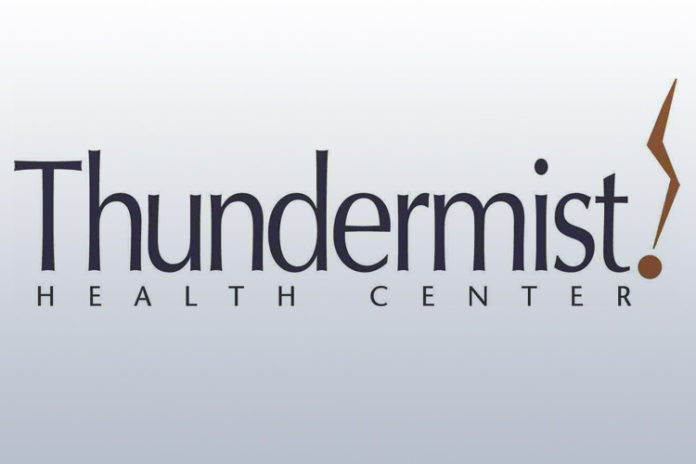 THUNDERMIST HEALTH Center in Woonsocket will hold a weekly winter farmer's market starting Nov. 25.
