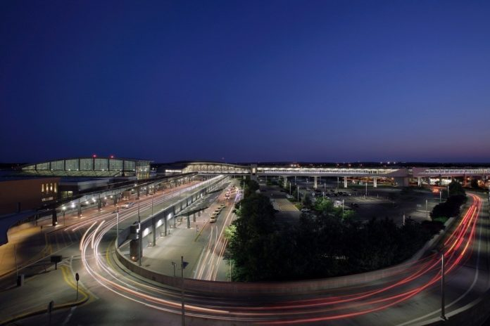 T.F. GREEN Airport was named one of the best airports in the country in Conde Nast Traveler's Readers' Choice Awards.  / COURTESY R.I. AIRPORT CORPORATION