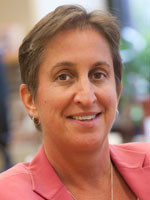 BARBARA D. CHERNOW has been named executive vice president for finance and administration at Brown University. The appointment is effective March 1. / COURTESY STONY BROOK UNIVERSITY