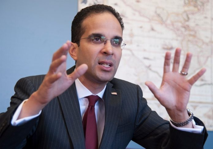 FORMER PROVIDENCE MAYOR ANGEL TAVERAS has joined the Boston office of law firm Greenberg Traurig LLP.  / PBN FILE PHOTO/MICHAEL SALERNO