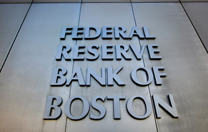 ACCORDING TO THE BEIGE BOOK REPORT released by the Federal Reserve Bank of Boston, New England firms are upbeat, despite a winter marked by severe weather. / BLOOMBERG FILE PHOTO/BRENT LEWIN
