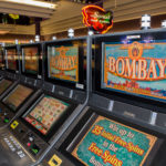 THE VIDEO LOTTERY TERMINALS at Newport Grand. Newport Grand and Twin River Casino contribute $1 billion in economic activity in Rhode Island, according to a report released Thursday from the American Gaming Association. / PBN FILE PHOTO/KATE WHITNEY LUCEY
