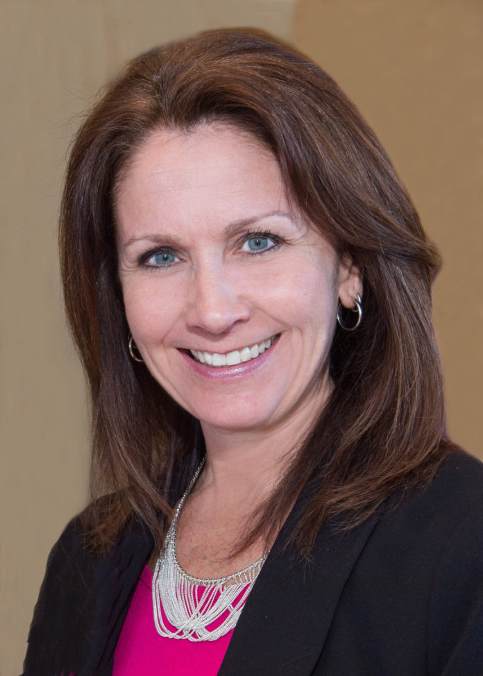 KAREN A. SANTILLI has been named president and CEO of Crossroads Rhode Island. / COURTESY CROSSROADS RHODE ISLAND