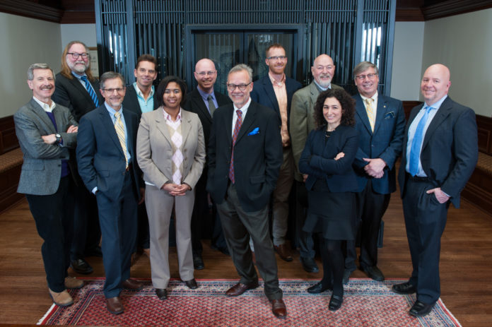 NORTHEAST COLLABORATIVE ARCHITECTS doubled the size of its senior management team by promoting six project managers to company principals. / COURTESY NORTHEAST COLLABORATIVE ARCHITECTS