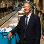 Since buying The Claflin Co. in 1976, Ted Almon has taken it from near closing to a $200 million medical-products supplier that employs more than 200. This week, however, it isn't growth that he's focused on. / PBN PHOTO/STEPHANIE ALVAREZ EWENS