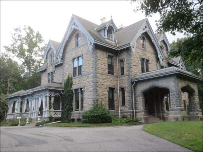 CEDAR HILL, a historic estate in the Cowesett neighborhood of Warwick, has been added to the National Register of Historic Places, according to the R.I. Historical Preservation & Heritage Commission. / COURTESY R.I. HISTORICAL PRESERVATION & HERITAGE COMMISSION