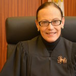 SUPERIOR COURT JUDGE SARAH TAFT-CARTER has entered a final judgment in the pension settlement case, effectively ending legal challenges to the 2011 pension overhaul. / COURTESY R.I. JUDICIARY/CRAIG N. BERKE