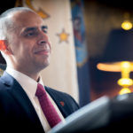 PROVIDENCE MAYOR JORGE O. Elorza proposes an overall 2.3 percent increase to fiscal 2018 budget. / PBN FILE PHOTO/STEPHANIE ALVAREZ EWENS