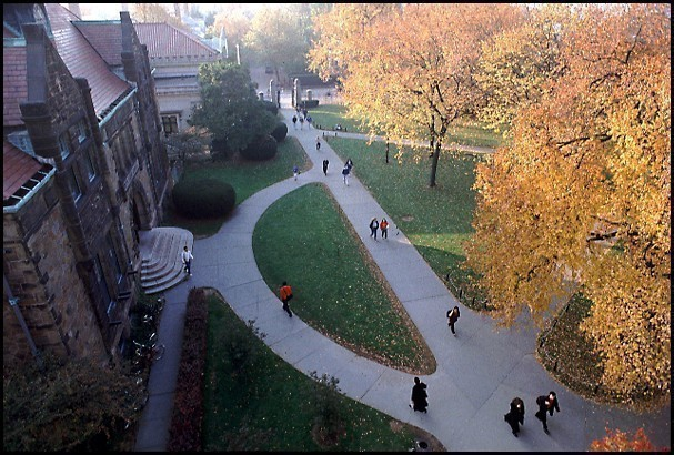 BROWN UNIVERSITY was ranked No. 75 in the 2015 Academic Ranking of World Universities, which is based on scholastic achievement, among other factors. / COURTESY BROWN UNIVERSITY