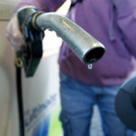 GAS PRICES in Rhode Island and Massachusetts rose again this week, AAA Northeast said. / BLOOMERG FILE PHOTO/PAUL THOMAS