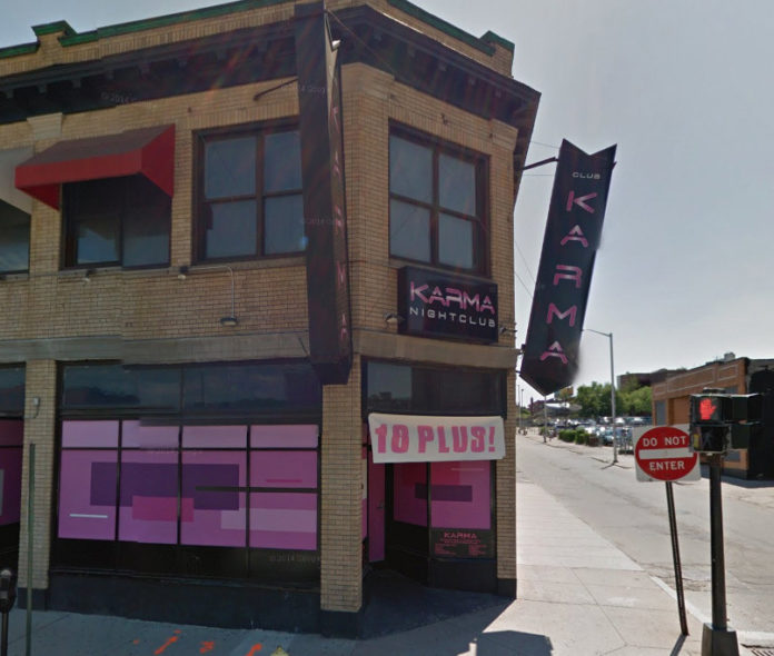 JOHNSON & WALES University has purchased the former Club Karma at 101 Richmond St. for $1.6 million. / COURTESY GOOGLE MAPS
