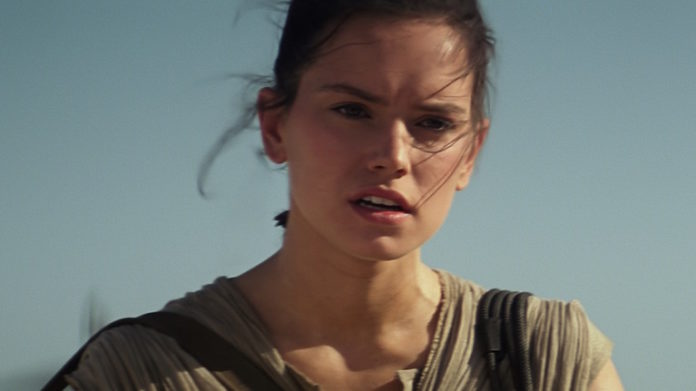 REY, a main character in