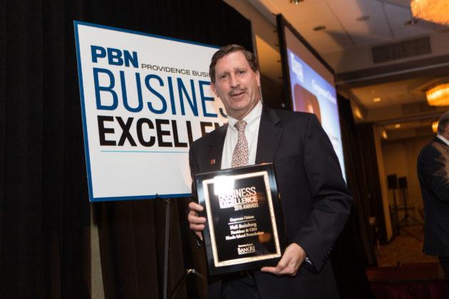 Corporate Citizen Honoree, Neil Steinberg, Rhode Island Foundation / Rupert Whiteley
