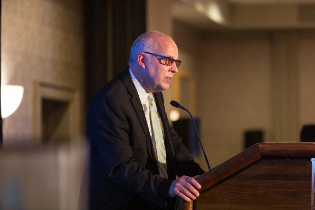Roger Bergenheim, PBN President and Publisher / Rupert Whiteley