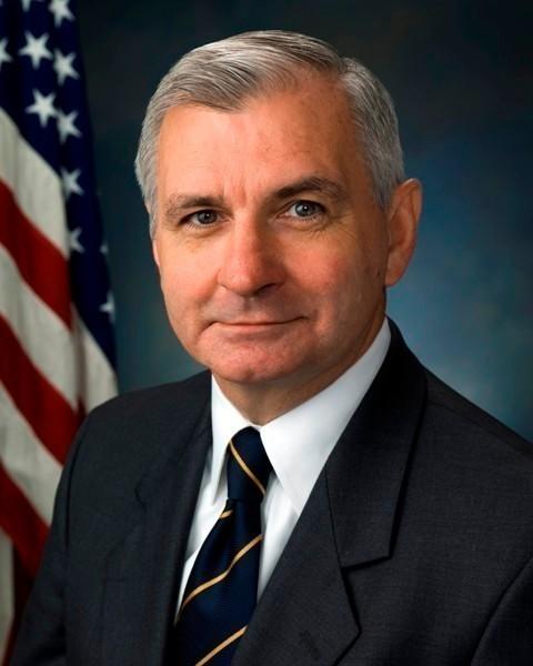 U.S. Sen. Jack F. Reed said