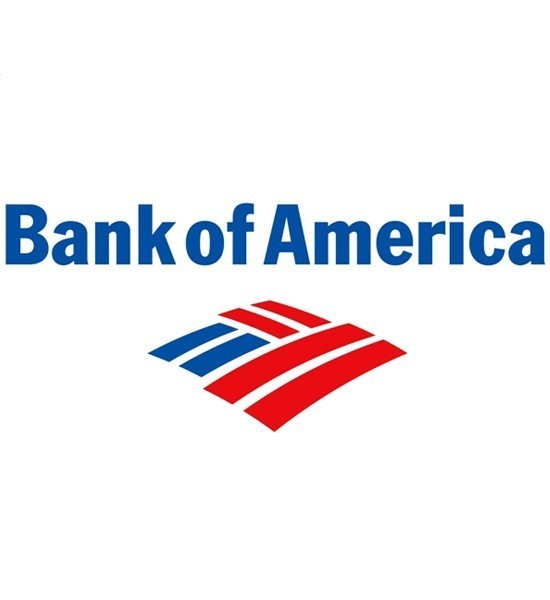 BANK OF AMERICA's first-quarter profit rose 40 percent on a year-over-year basis, beating estimates, thanks to improved trading revenue.