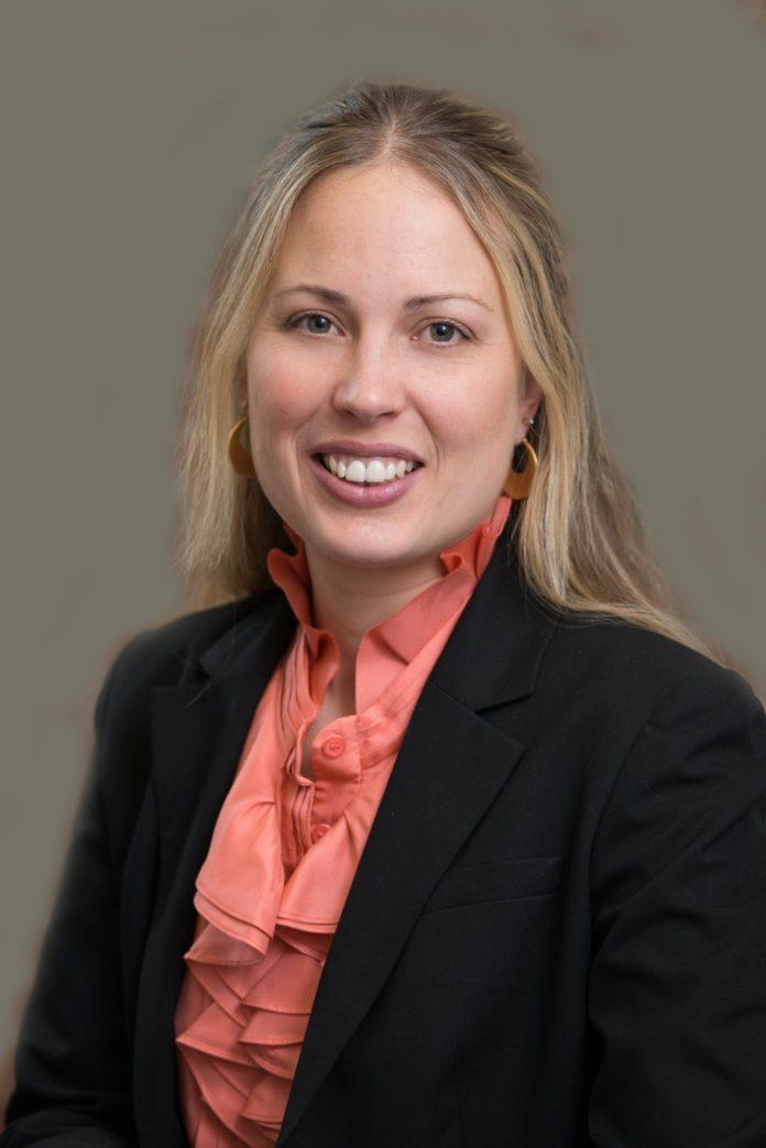 JENNIFER HOGENCAMP recently was elected as a new partner at BlumShapiro. / COURTESY BLUMSHAPIRO
