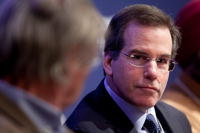 PROVIDENCE EQUITY Partners CEO Jonathan Nelson made Forbes' The World's Billionaires list.  / BLOOMBERG FILE PHOTO/ANDREW HARRER