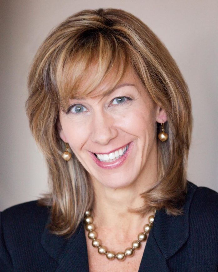 BARBARA E. WOLFE is the new dean at the University of Rhode Island College of Nursing. / COURTESY UNIVERSITY OF RHODE ISLAND