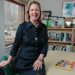 ELIZABETH BURKE Bryant has served as the head of Rhode Island Kids Count since its founding. / PBN PHOTO/RUPERT WHITELEY