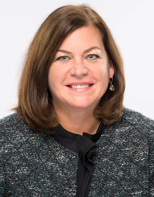 LISA BISACCIA, executive vice president and chief human resources officer for CVS Health, will be honored with the Career Achiever award in PBN's inaugural C-Suite Awards recognition program. / COURTESY CVS HEALTH