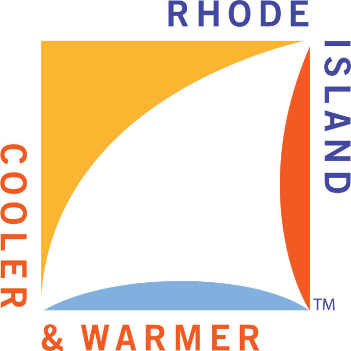 PLAYING OFF RHODE ISLAND'S REPUTATION, assets and friendliness to business, the state released its new marketing campaign and logo Monday afternoon. / COURTESY RHODE ISLAND