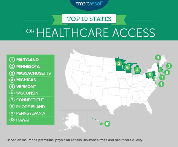 SmartAsset: R.I. eighth best in nation for health care ...