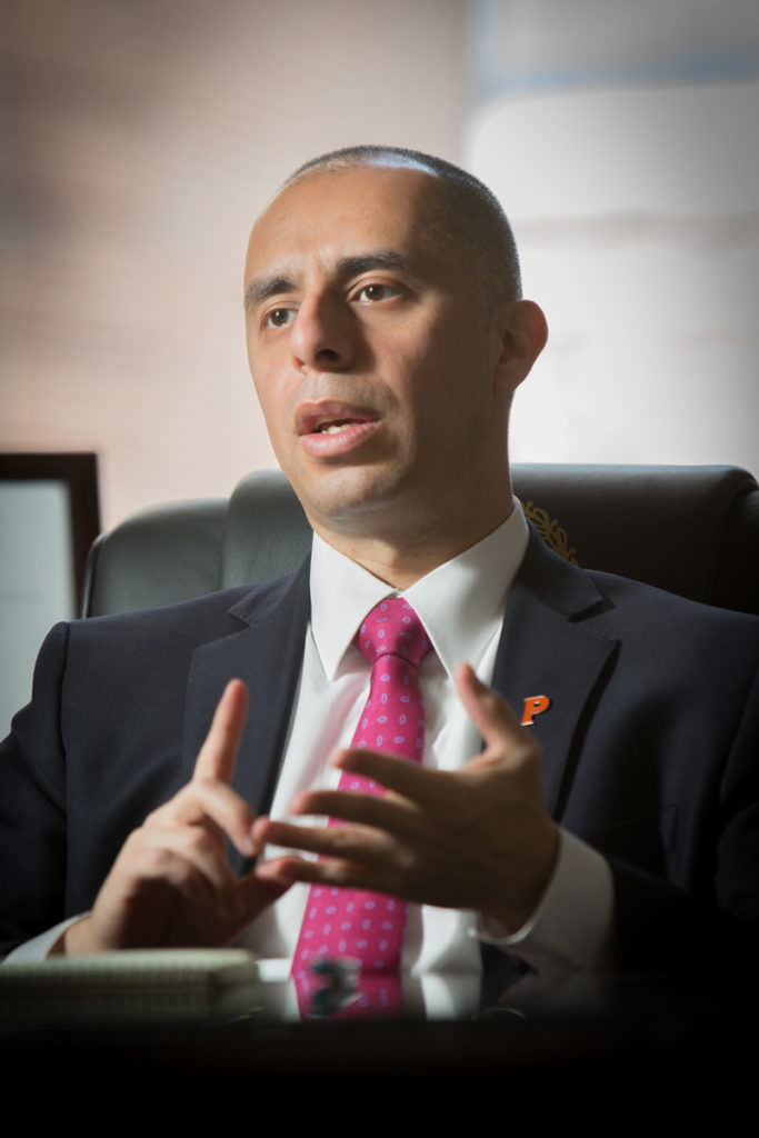 PROVIDENCE MAYOR JORGE O. ELORZA said that the newcomer program