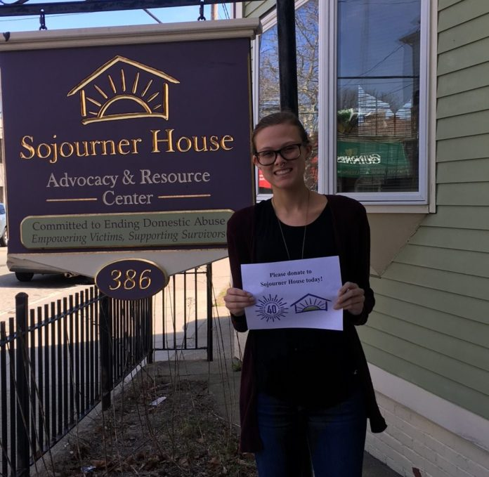 THE RHODE ISLAND FOUNDATION gave Best Practice awards to five nonprofits, including Sojourner House, on Tuesday. / COURTESY RHODE ISLAND FOUNDATION