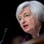 FEDERAL RESERVE CHAIRWOMAN JANET YELLEN said she and her colleagues are watching for whether, rather than when, the U.S.  economy will show clear signs of improvement.  / BLOOMBERG NEWS FILE PHOTOS/ANDREW HARRER