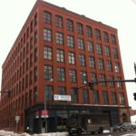 THE IRONS & RUSSELL at 95 Chestnut St. in Providence's Jewelry District is one of three projects to have historic preservation tax credits approved, the state announced Monday. / PBN FILE PHOTO/MARY MACDONALD