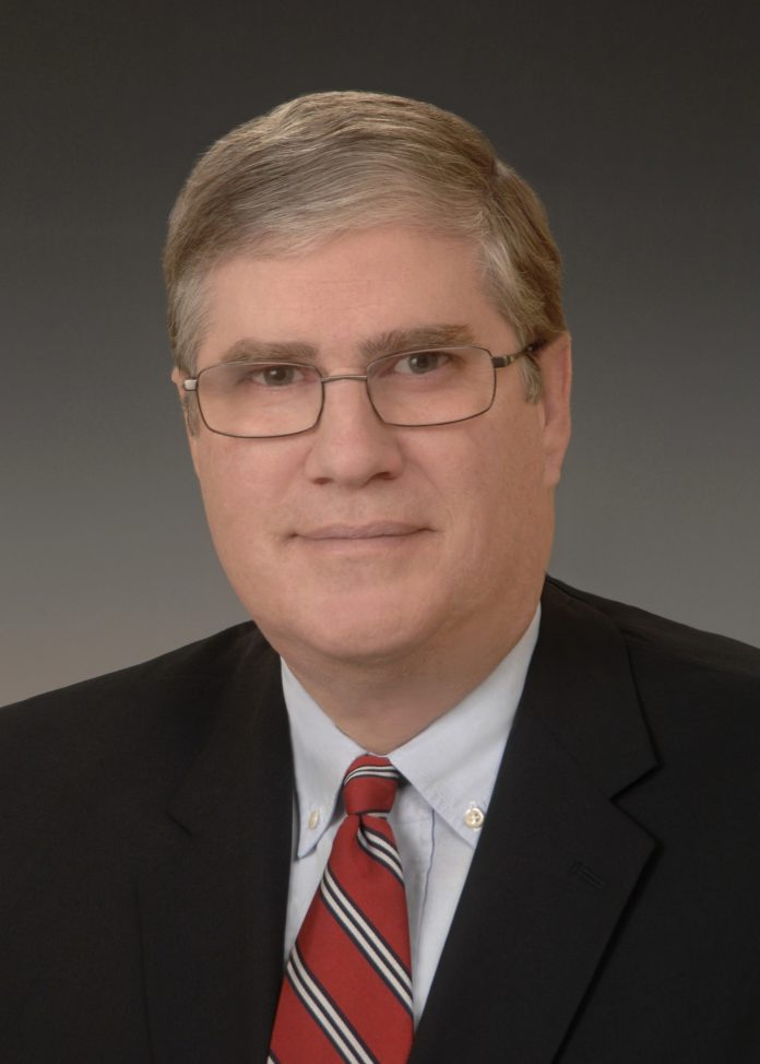Mark J. Meiklejohn is president and CEO of Bank Rhode Island and a member of its board of directors. / COURTESY BANK RHODE ISLAND