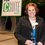 Shanna Marzilli, Plan International USA winner for Chief Marketing Officer at a nonprofit / Rupert Whiteley