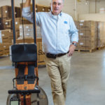 Five years the president and CEO of Warren-based WaterRower Inc. (part of a 23-year overall tenure), Australian-born Peter King understands just how international the business world is. But it is the company's local roots that support its global ambitions. / PBN PHOTO/RUPERT WHITELEY