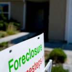 FORECLOSURE PETITIONS in Massachusetts fell 1.1 percent in July to 1,032  compared with 1,044 in July 2015, according to The Warren Group. / BLOOMBERG FILE PHOTO/MATTHEW STAVER