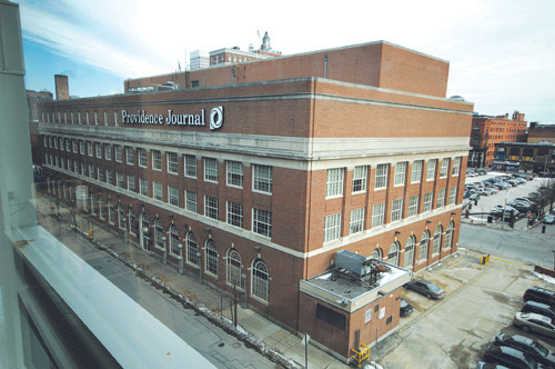 NINE Providence Journal employees, including seven in editorial and two in advertising, have expressed interest in buyouts. / PBN FILE PHOTO/BRIAN MCDONALD