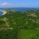 THIS HOME AT 919 Coast Guard Road on Block Island sold recently for $4.75 million, the highest sale on Block Island in the last three years, according to Lila Delman Real Estate International. / COURTESY LILA DELMAN REAL ESTATE  INTERNATIONAL