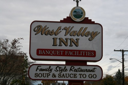 WEST VALLEY INN in West Warwick is back on the market for $1.5 million. / COURTESY WEST VALLEY INN