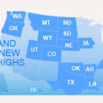 CORELOGIC SAID 21 states, as well as Washington, D.C., reached new home price highs in July, including Massachusetts. / COURTESY CORELOGIC