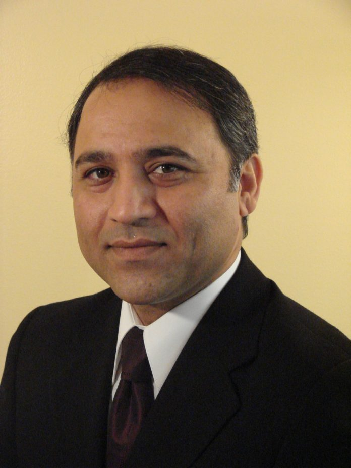 IFTIKHAR AHMAD has been named the new president and CEO of the R.I. Airport Corp., coming from the New Orleans Aviation Board. / COURTESY R.I. AIRPORT CORP.