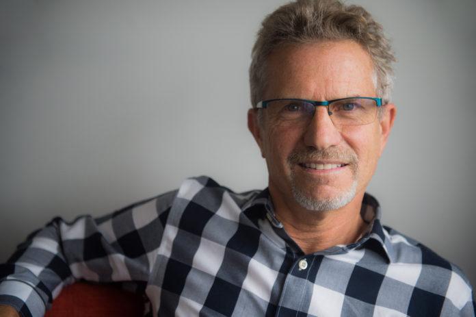 STEVE HEATH is the executive director of FabNewport. / COURTESY TEDXNEWPORT