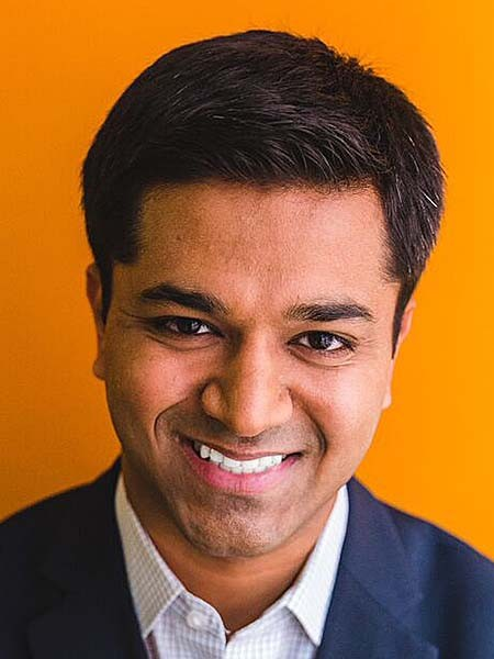DR. RAJIV KUMAR is president and chief medical officer of Virgin Pulse. / COURTESY SHAPEUP