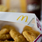 MCDONALD'S CORP. plans to significantly increase its investment in digital endeavors, including self-serve kiosks and a mobile-ordering application. / BLOOMBERG NEWS/DANIEL ACKER