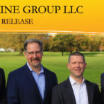 FROM LEFT to right, the principals at East Providence-based Peregrine Group LLC, Eric Busch, Jordan Stone, Samuel Bradner and Colin Kane. East Providence-based Peregrine Group has merged with Rustpoint Advisory in East Greenwich. Busch, principal of Rustpoint, is joining Peregrine's leadership team as partner. / COURTESY PEREGRING GROUP LLC