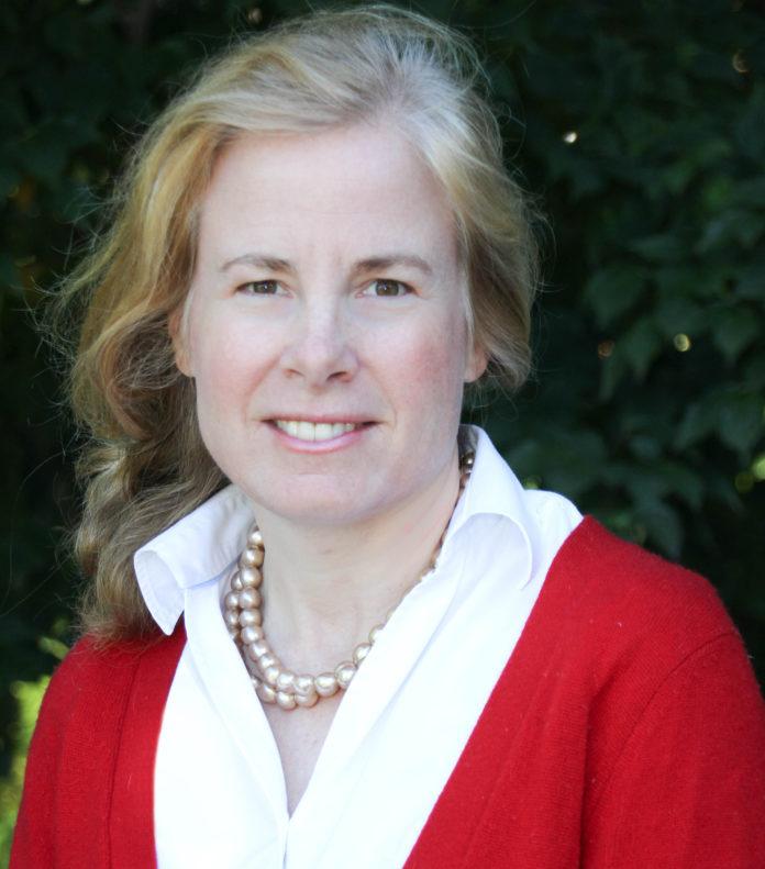 KAREN BINDER is executive director of Blithewold Mansion, Gardens & Arboretum. / COURTESY BLITHEWOLD