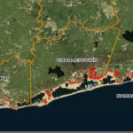 THE U.S. ARMY Corps of Engineers has unveiled a $58.6 million plan to elevate structures in four Rhode Island communities threatened by coastal sea rise. / COURTESY ARMY CORPS OF ENGINEERS