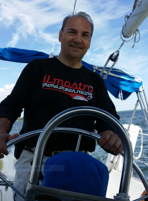 ANTHONY BARO is the founder and managing principal of PowerDocks LLC in  Newport. / COURTESY ANTHONY BARO