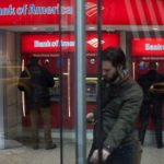 BANK OF America Corp. owes the Federal Deposit Insurance Corp. at least $542 million for deposit insurance that it refuses to pay, the U.S. regulator claimed in a lawsuit. / BLOOMBERG NEWS PHOTO