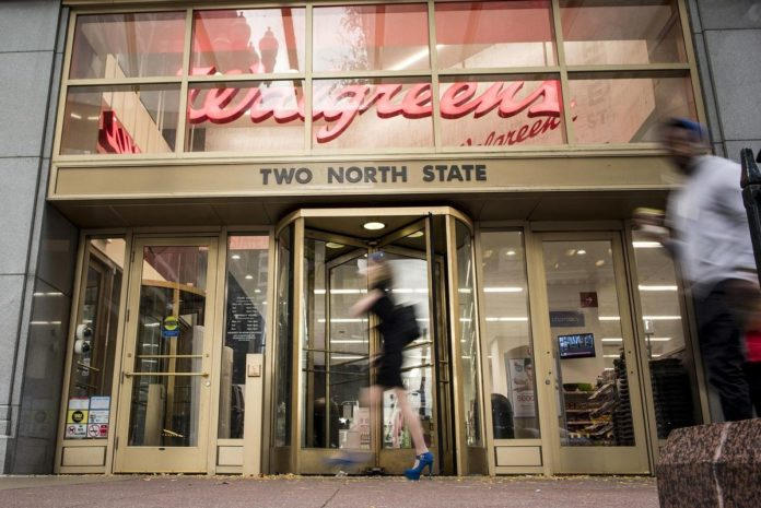 WALGREENS Boots Alliance Inc.'s plan to win U.S. antitrust clearance for its acquisition of Rite Aid Corp. hasn't satisfied officials at the Federal Trade Commission, according to people familiar with the matter. / BLOOMBERG NEWS PHOTO