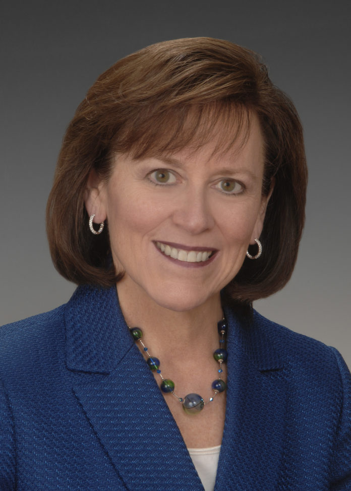 BARBARA COTTAM is executive vice president, head of corporate affairs and Rhode Island market executive for Citizens Bank, as well as chairman of the Citizens Charitable Foundation. / COURTESY CITIZENS BANK